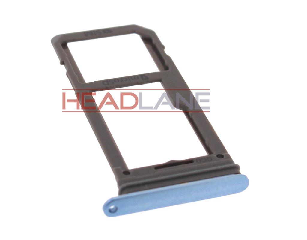 Samsung SM-G955 Galaxy S8+ SIM Card Tray - Blue