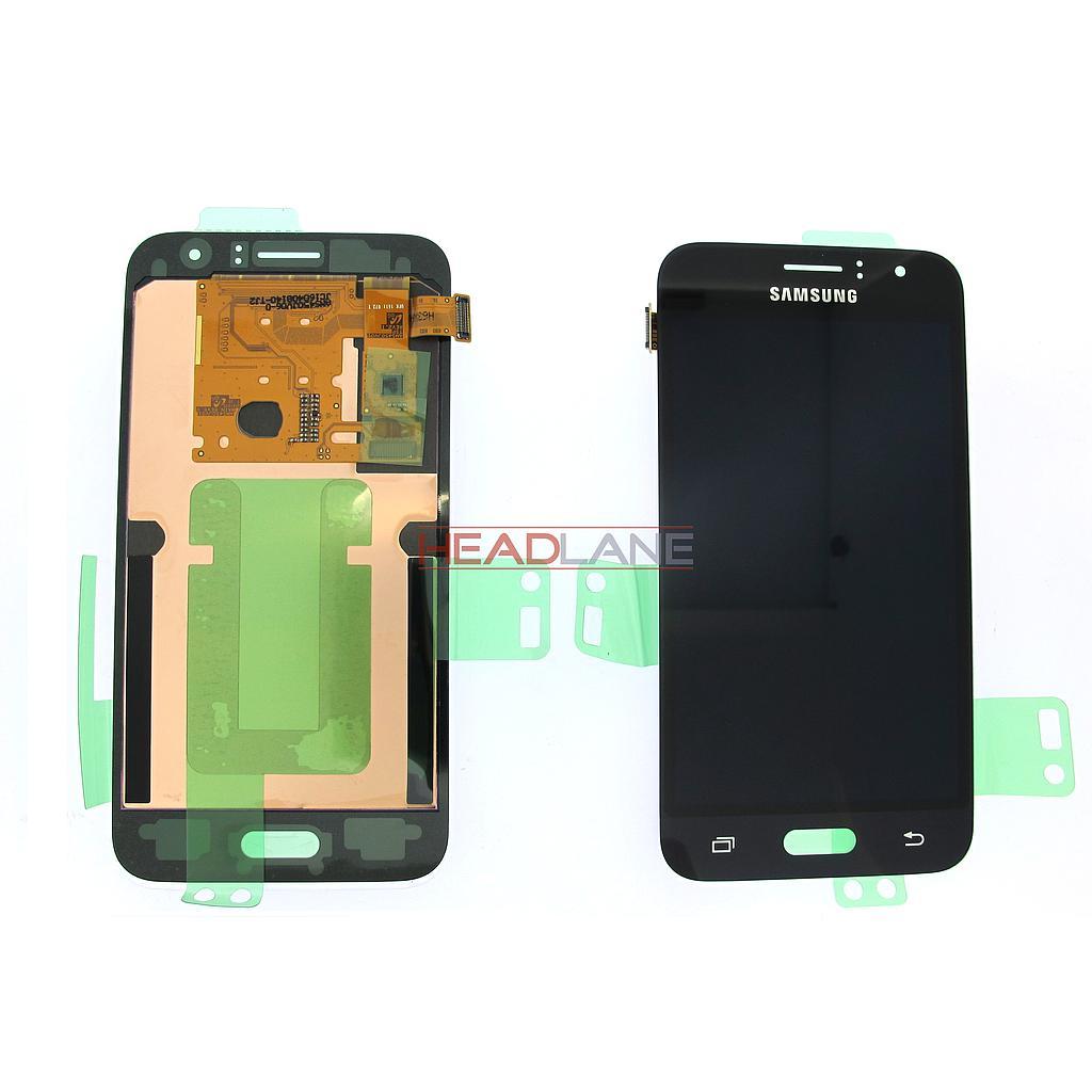 Samsung SM-J120 Galaxy J1 (2016) LCD Display / Screen + Touch - Black