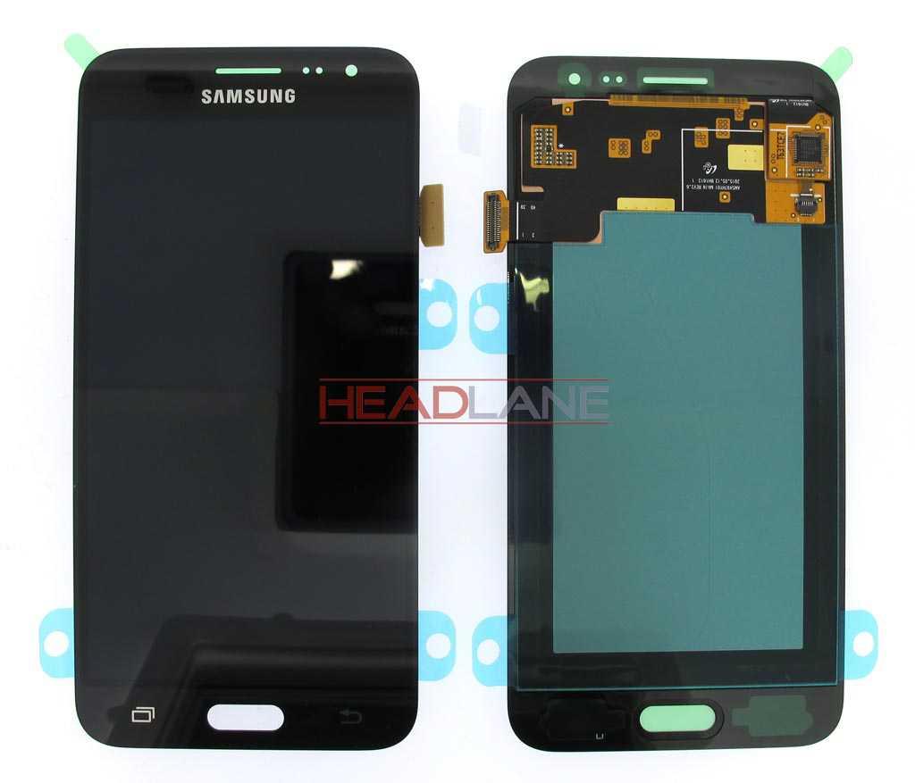 Samsung SM-J320F Galaxy J3 (2016) LCD Display / Screen + Touch - Black
