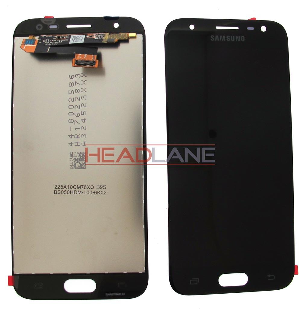 Samsung SM-J330 Galaxy J3 (2017) LCD Display / Screen + Touch - Black