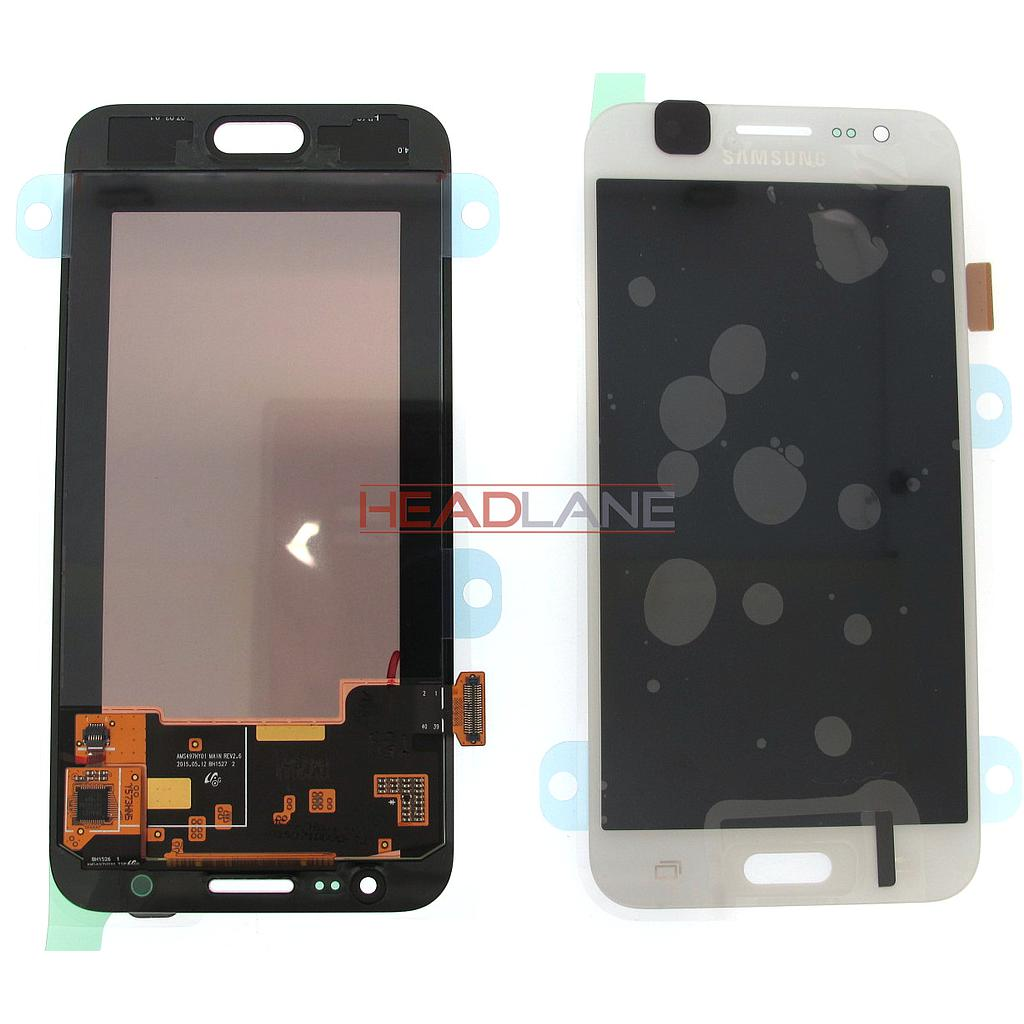 Samsung SM-J500F Galaxy J5 LCD Display / Screen + Touch - White