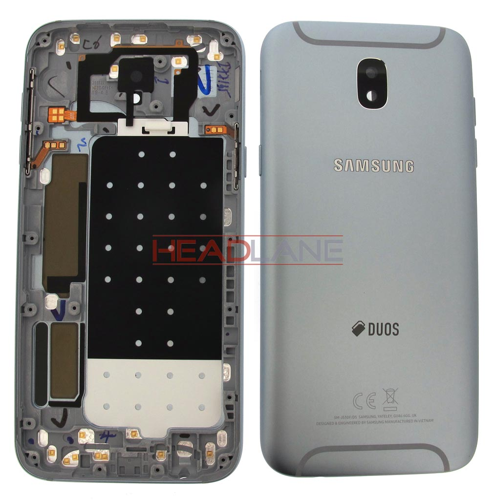Samsung SM-J530 Galaxy J5 (2017) Battery Cover - Silver