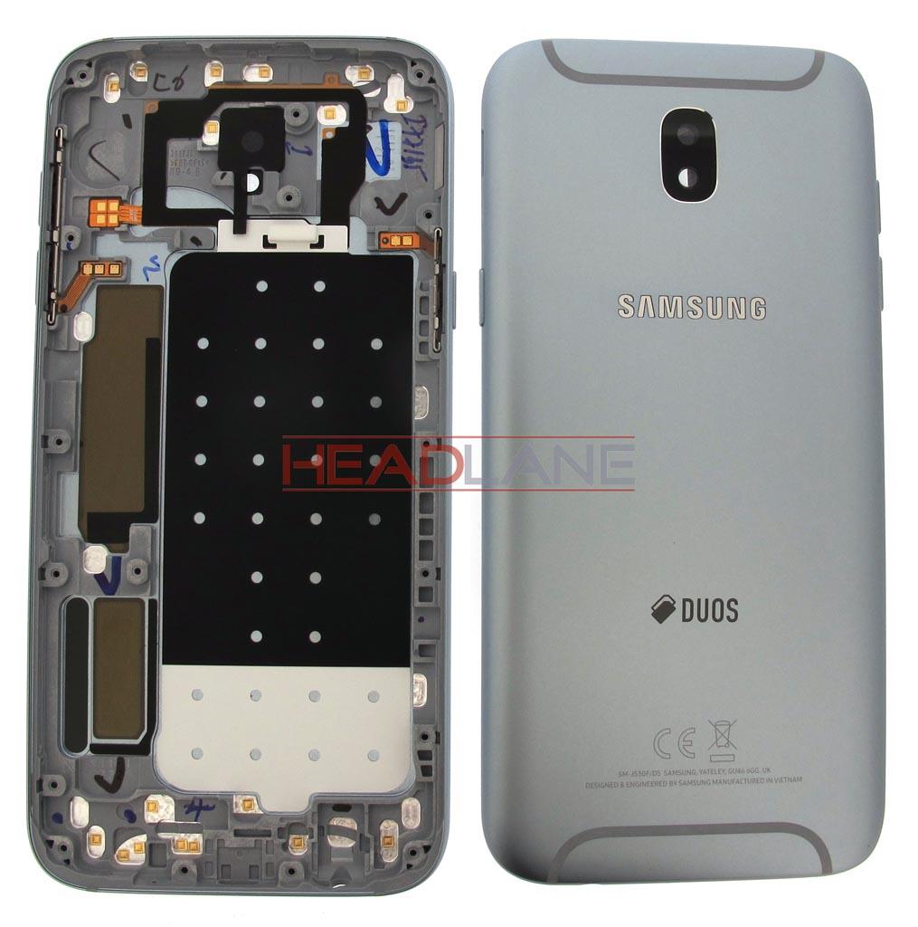 Samsung SM-J530 Galaxy J5 (2017) Battery Cover - Silver