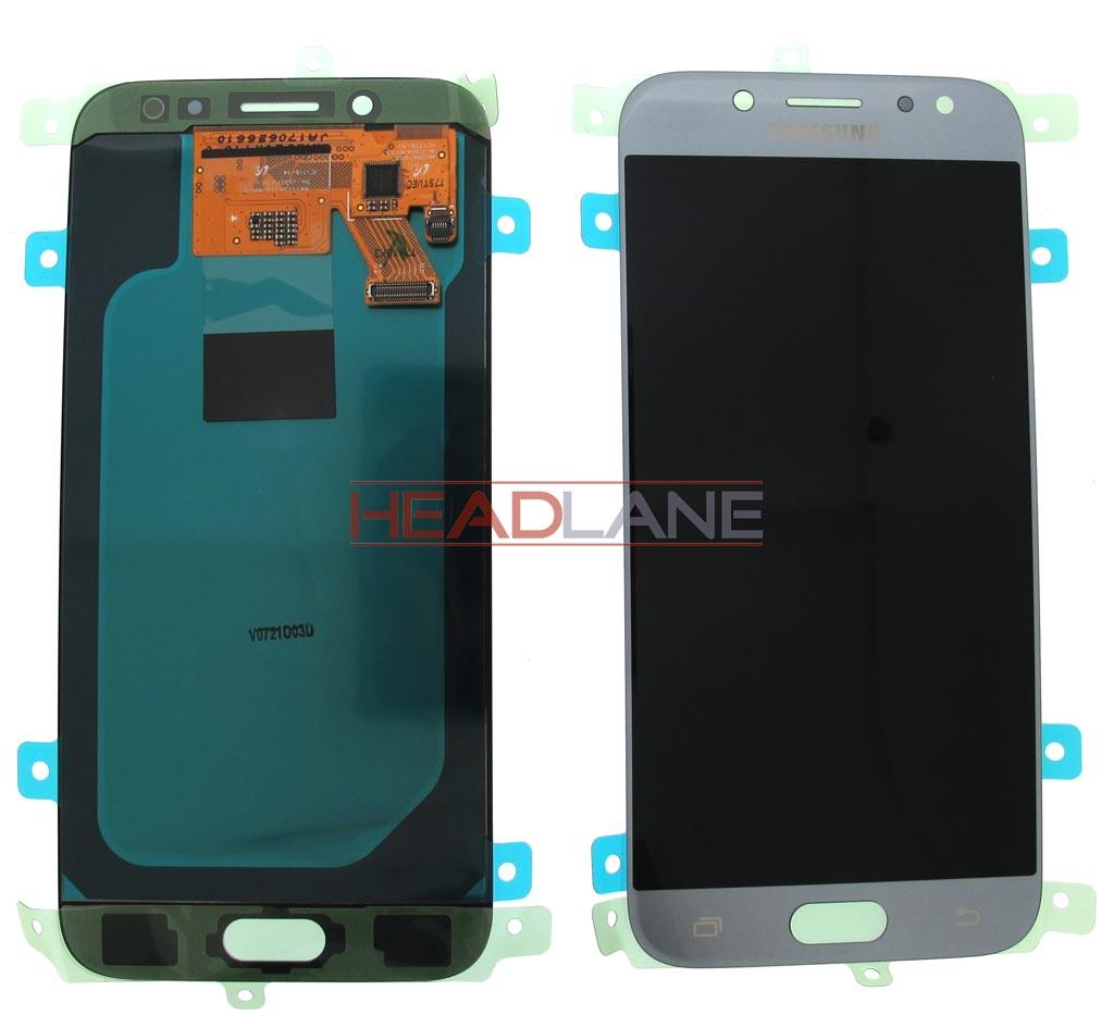 Samsung SM-J530 Galaxy J5 (2017) LCD Display / Screen + Touch - Silver