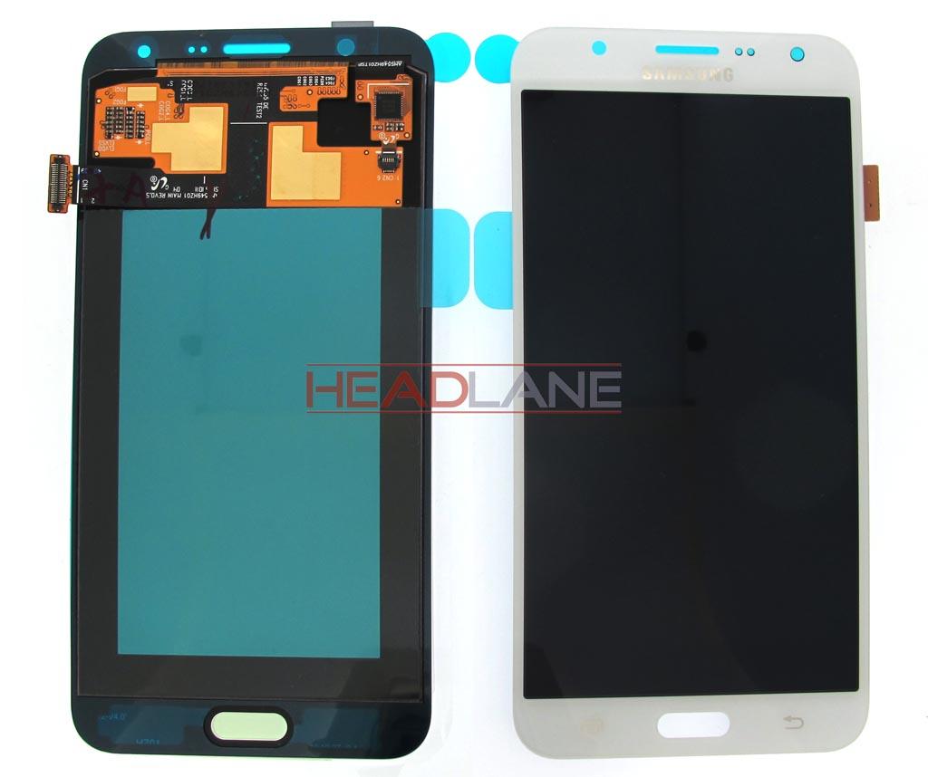 Samsung SM-J700 Galaxy J7 LCD Display / Screen + Touch - White